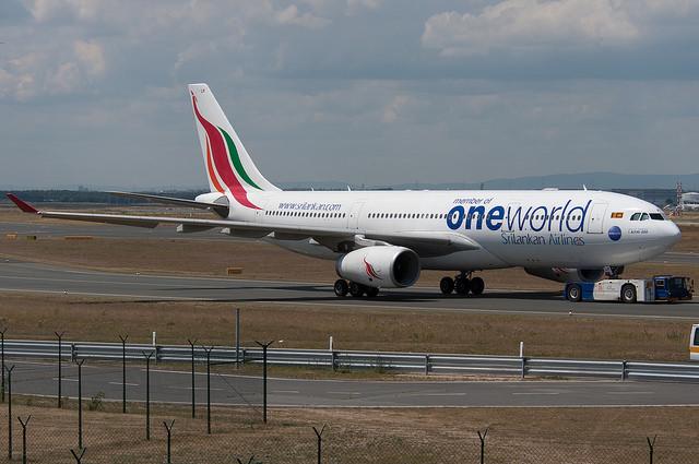スリランカ航空、ワンワールドに加入、次の旅行先、成田からスリランカ、直行便