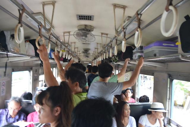 ホアヒン、、ビーチリゾート、バンコク交通手段