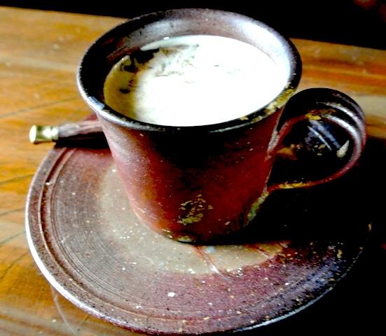 世界ユネスコ文化遺産、富岡製糸場近く、バラエティー、ランチ、カフェ、本格的手引きコーヒー、美味しい