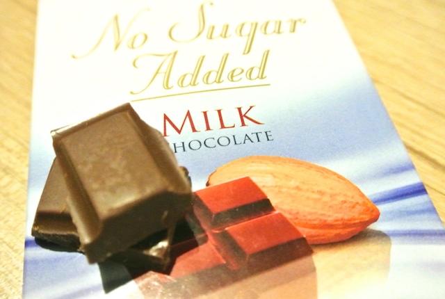 マレーシアの高級チョコレート、ベリーズ、ノーシュガーチョコレート、まずい