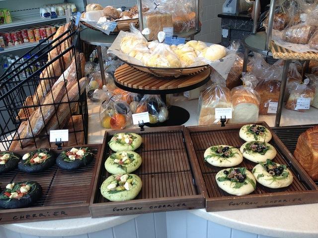若手ブーランジェ、ゴントランシェリエトキョウ、フランスの伝統、和の融合、最高、美味しいパン