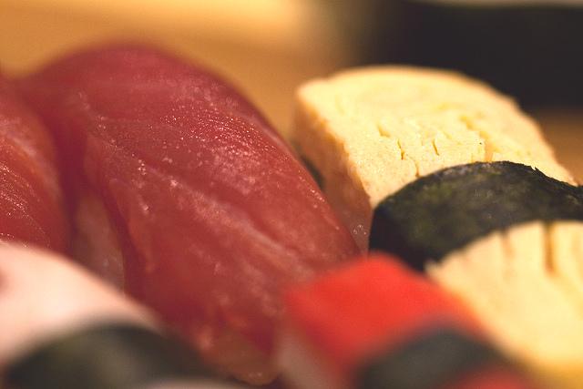東京駅、八重洲口、外国人にも人気、江戸前寿司、銀座魚しま、ランチにぎり、味とコスパ最高