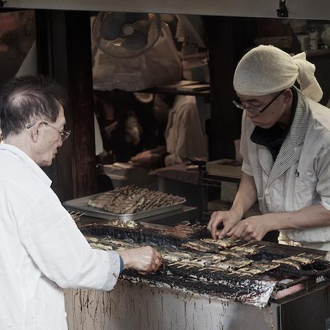 年に一度、土用の丑の日、江戸時代から続く老舗、竹葉亭、美味しいうなぎの蒲焼、お勧め
