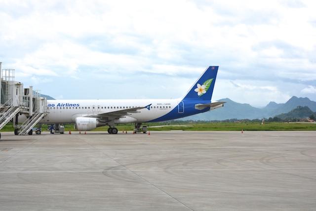 成田・羽田直行便、2年ぶりの就航、ラオス国営航空、ユネスコ遺産、旅行
