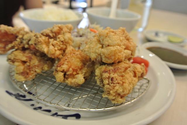 九州発祥、バンコクに15店舗、筑豊らーめん、山小屋、安定した味、タイでは意外な料理が美味しい