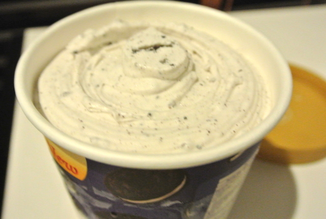新感覚、イギリスのウォールズ社、アメリカのオレオ、コラボ、スーパーアイスクリーム