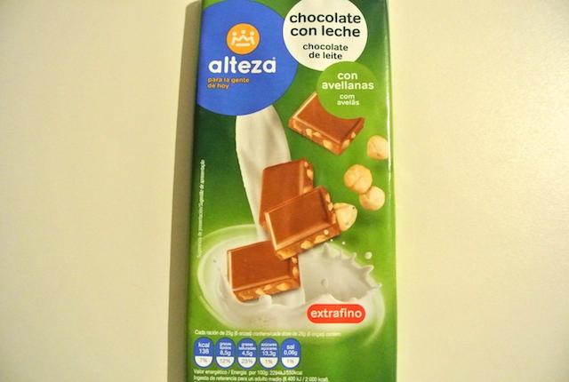 スペイン、バレンシア、ミルクチョコレート、アルテッツァ、コスパ、高い
