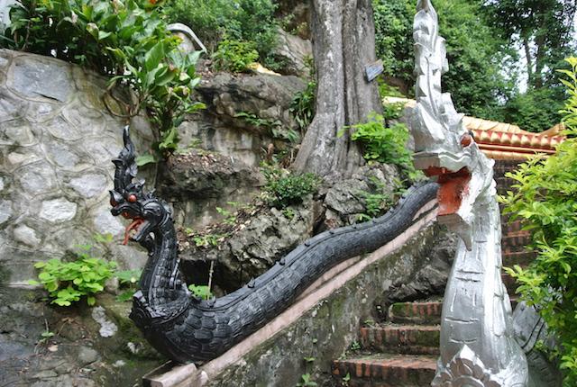 ユネスコ世界遺産、ラオス、ルアンパバーン、町の魅力、観光スポット