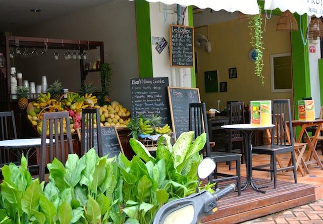 ラオスでデトックス、美容効果が高い、アジアのフルーツを使ったドリンク、まとめ