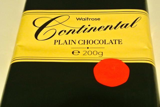 イギリス、王室御用達、スーパー、高級チョコレート、ウェイトローズ、お土産にぴったり