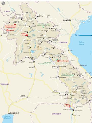 ラオス、ヴィエンチャン、友好橋、タイ、ノーンカイ、国際バス、国境越え、最新情報