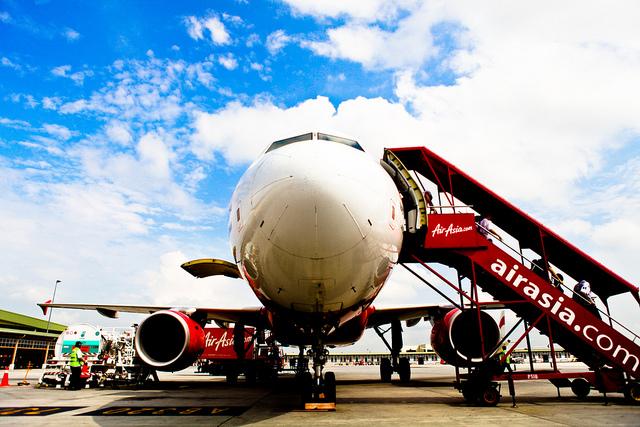 タイから日本、航空券、LCC、エアアジアX、H.I.S.、アジア・アトランティック・エアライン