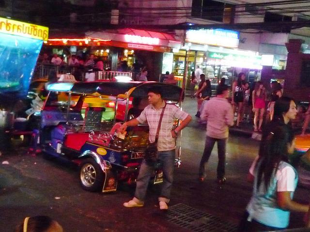 微笑みの国タイ、過去、アメージング・タイランド、腹黒い、薄笑い、騙す