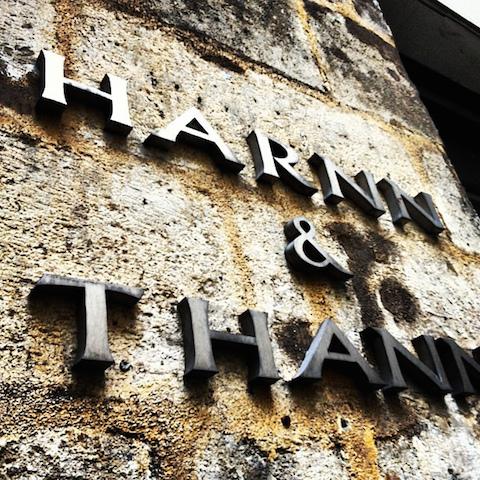 ハーン&ターン、オーガニック、スパ、コスメ、タイ、オリエンタル、パッケージ、お洒落