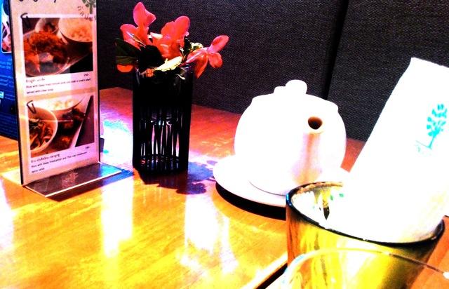 カラパプルック、セントラルワールド、タイ料理レストラン