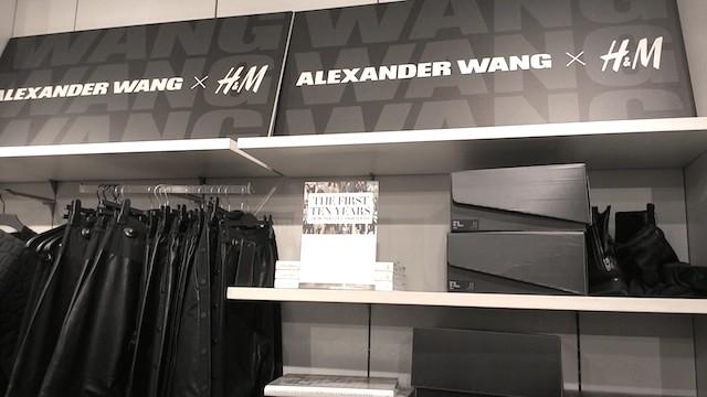 アレキサンダーワン、エイチアンドエム、コレクション、ニューヨークで一番人気のデザイナー