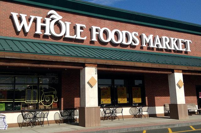 米国オーガニックスーパー、ホールフーズ、チェルシーマーケット