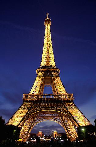 フランス、観光、定番スポット