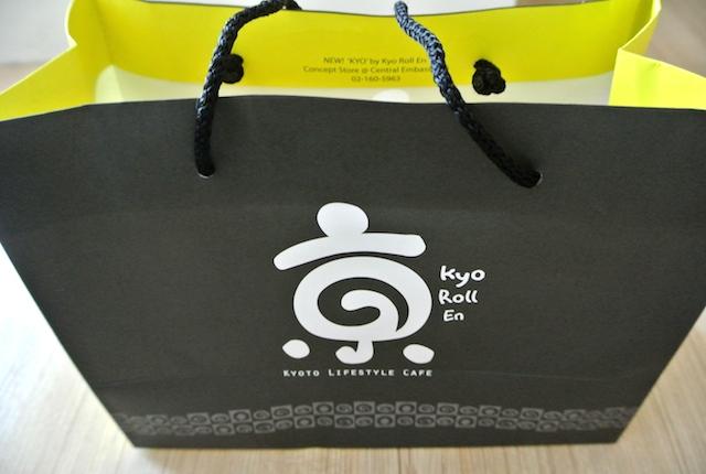 日本の甘味、京ロール園、バンコク人気