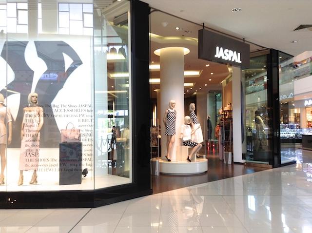 ジャスパル、姉妹ブランド、ラインアラウンド、タイ
