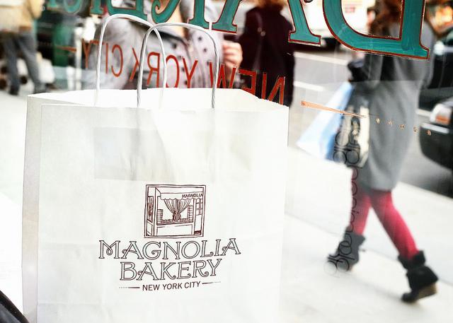 マグノリアベーカリー、ハロウィンコレクション、クリスマスカップケーキ