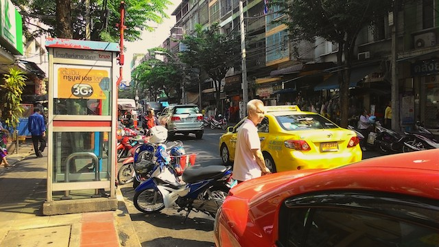 ウォンウェンヤイ、穴場市場、生地、アクセサリーパーツ、問屋街