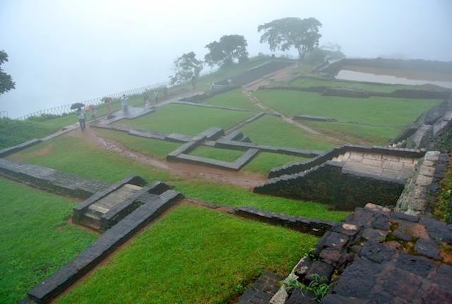スリランカ、世界遺産、シーギリヤロック、最も神秘的