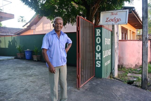 10日間でスリランカを巡る旅、安宿、まとめ