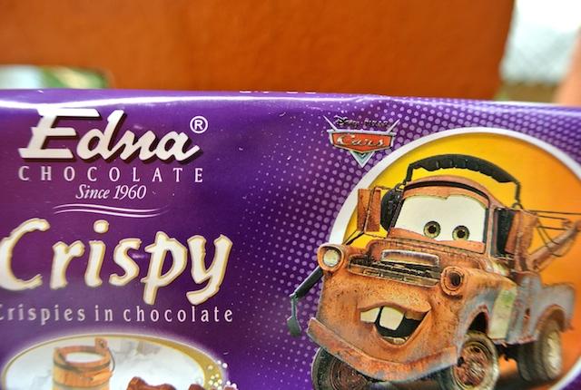 スリランカ、老舗チョコレートメーカー、レア、カンドス、エドナ