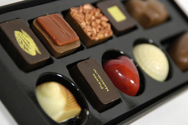 バレンタインデーギフト、有名チョコレートメーカー、お勧め