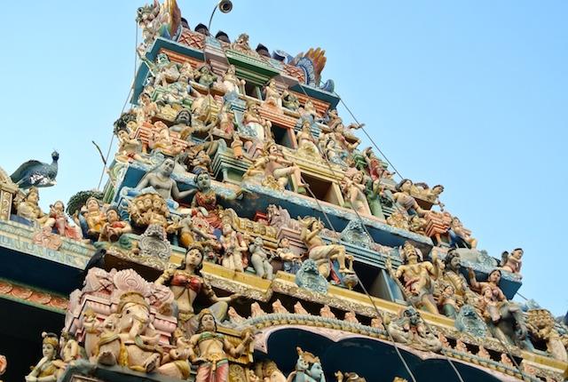 スリランカ、ダンブッラ世界文化遺産、歴史と見所