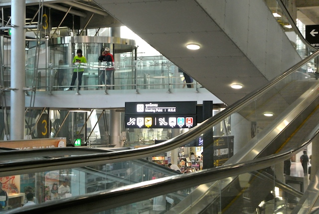 IT化、スワンナプーム国際空港、市内への行き方、便利、まとめ