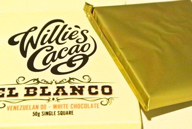 ウィリーズカカオ、レ・ブランコ、最高品質のチョコレート、ベネズエラ