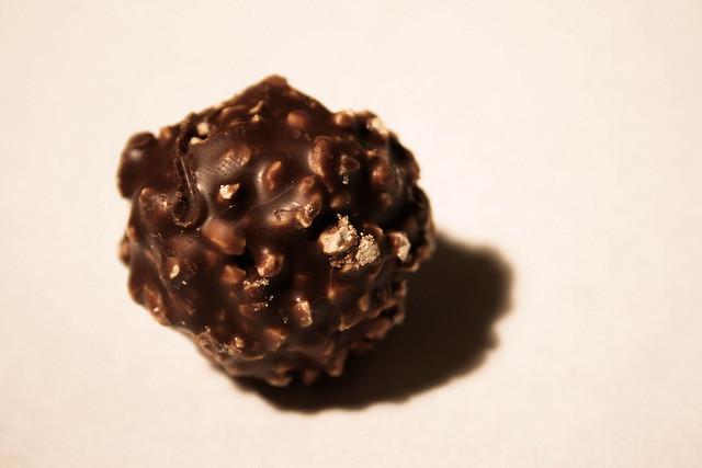 フェレロ、ロシェ、ヌッテラ、チョコレート