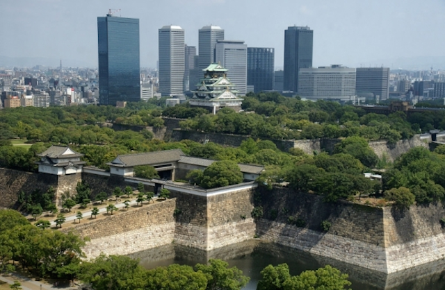 これから注目される大阪、グルメとUFJ人気、アジア人