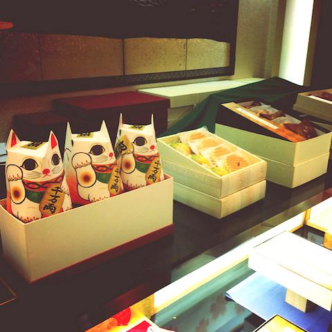 岡山、源吉兆庵、外国で日本の味を思い出す、古都茶屋、伊勢丹、バンコク