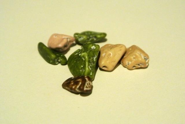 日本でも流行った、ストーンチョコレート、ヘテ、韓国メーカー