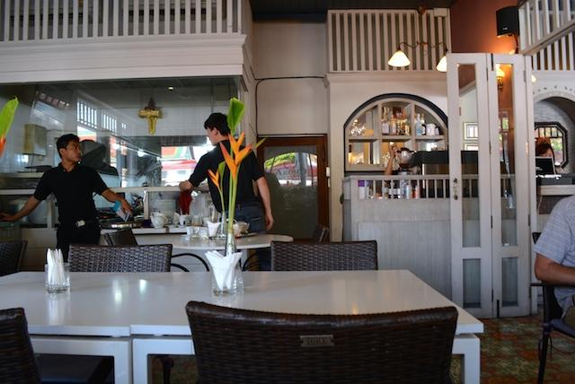 タイ、王宮周辺、スタイリッシュなブティックホテル、お洒落なカフェ