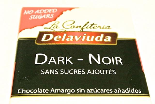 スペイン発、カカオ70%、ビターノエルチョコレート、デラビューダ、悲劇のストーリー
