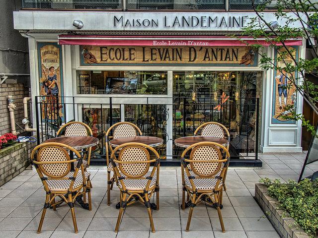 テレビで紹介、パリの人気ブーランジェリー、メゾン・ランドゥメンヌ、東京麻布にオープン