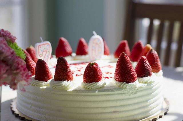 タイで日本と同じクオリティ、苺ショートケーキが食べたい