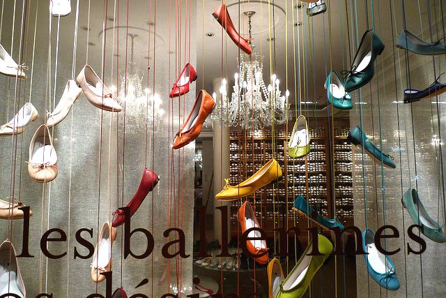 ブリジッド・バルドーも愛した、フランスのダンスブランド、レペット、自分に合う靴見つかる
