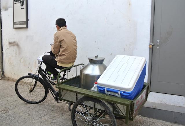 知らなかった、雲南省、乳製品、濃厚、本格的、美味しい