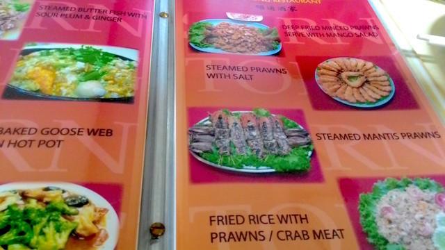美味しくない、ラマ4世通り、ソントーン・ポーチャナー、もっとコスパが高いシーフードレストランは他にもある