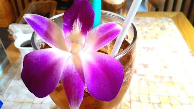 南国がテーマ、日本発祥のハワイアンレストラン、モクオラ・ハワイ、バンコク