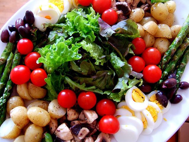 健康志向の日本、新鮮野菜、世界のサラダ、まとめ