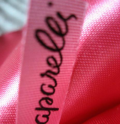 ステラ・マッカートニー、デザイン、ピンクリボンがテーマ、2015年秋冬ランジェリーコレクション