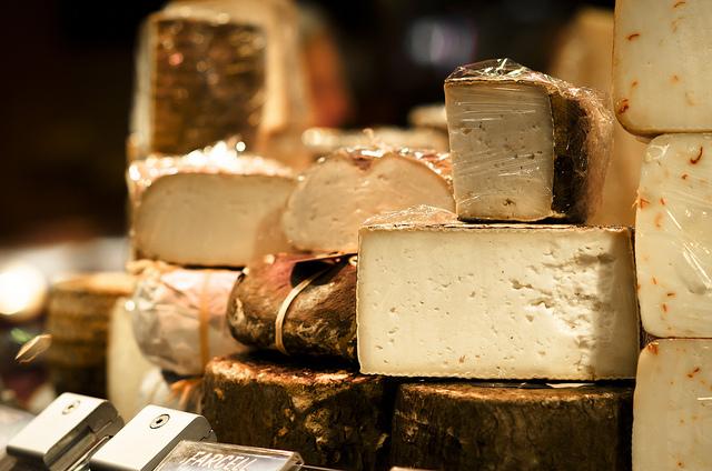 ヨーロッパに170種類以上、フランスに40種類、チーズの世界