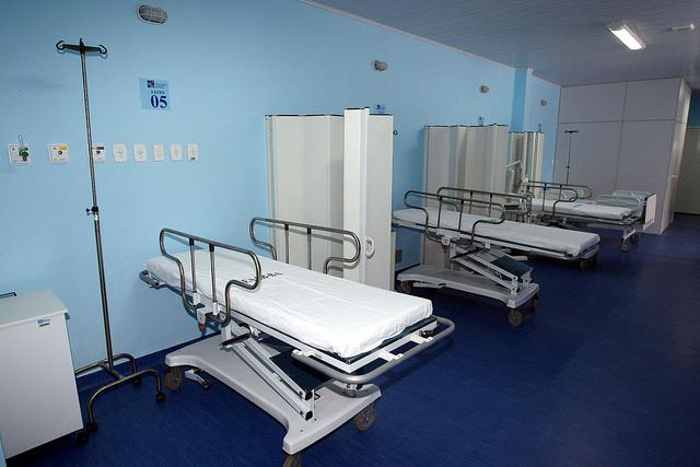 実際に病院で起きてること、精神科ER、緊急救命室、備瀬哲弘