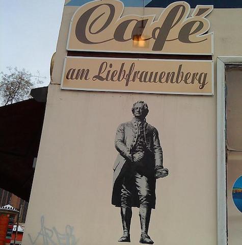 ドイツが世界に誇る文豪ゲーテ、恋物語、ゲーテの恋、君に捧ぐ、若きウェルてテルの悩み